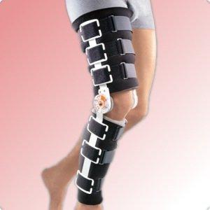 Tutore post-op post operatorio ginocchio